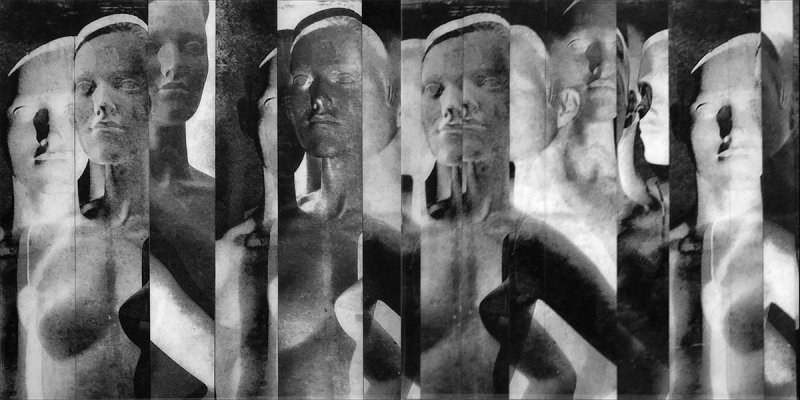 The Mannequin Project: diptych