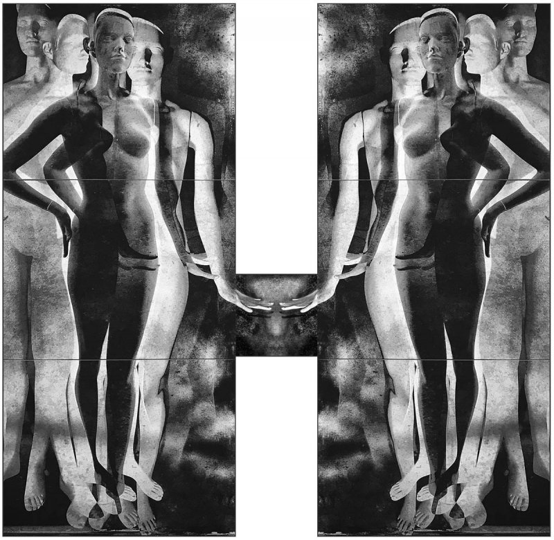 The Mannequin Project: polyptych