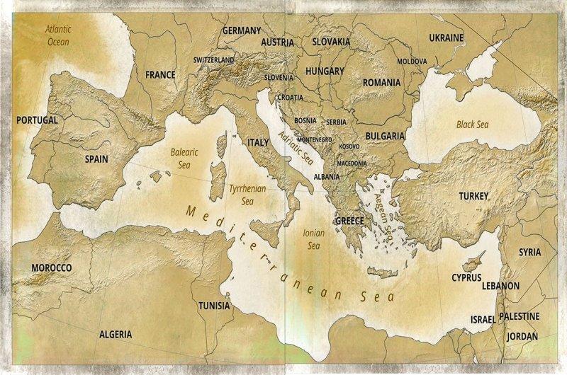 03 Mediterranean Sea
