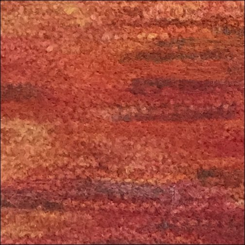 08 Detail felted wool