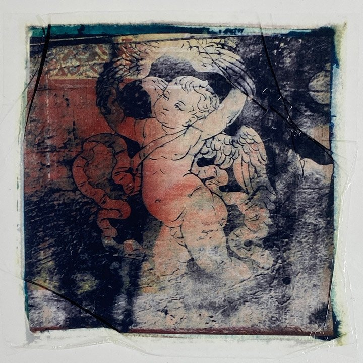 Canon Selphy emulsion lift