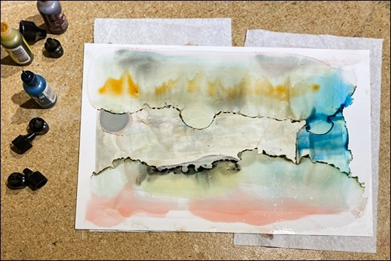 08 Alcohol inks