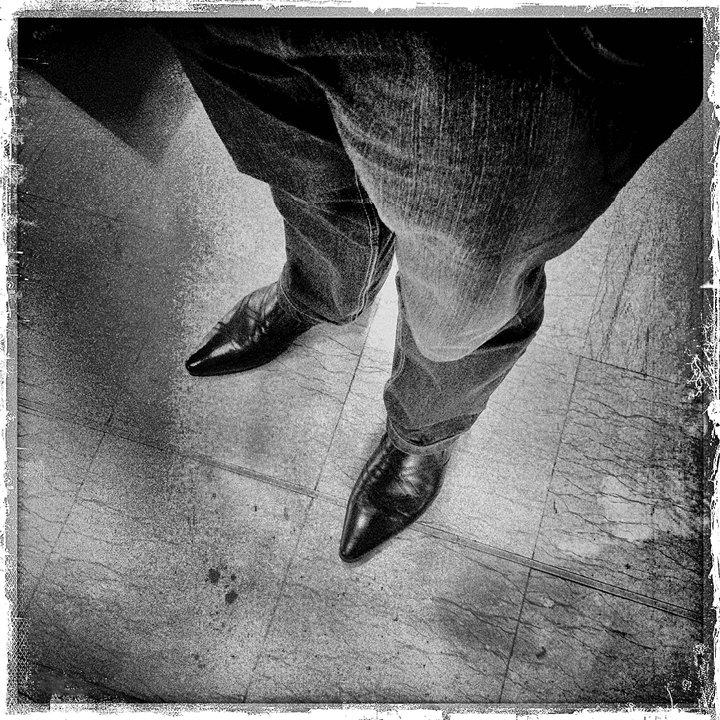 Foot Work #3