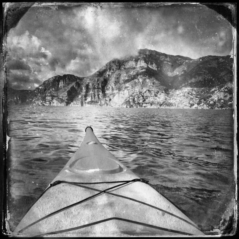 01 una gita in kayak, costiera amalfitana,