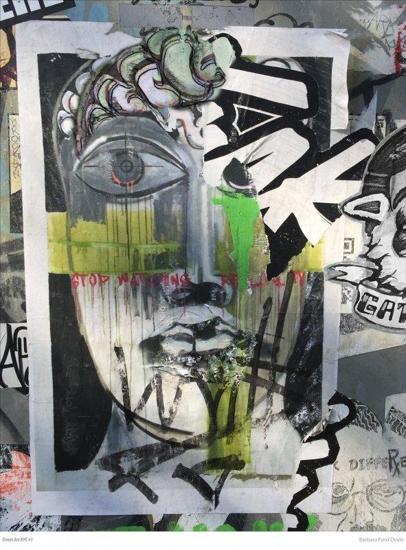 Street Art NYC #1