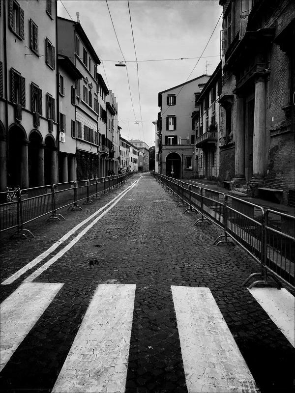 Via Saragozza