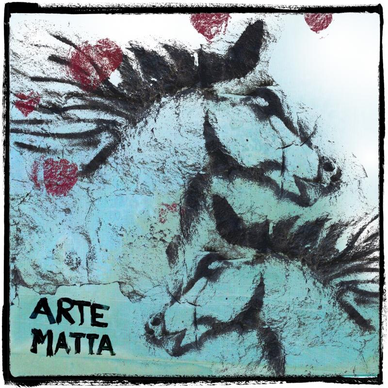 Arte matta, cavallo