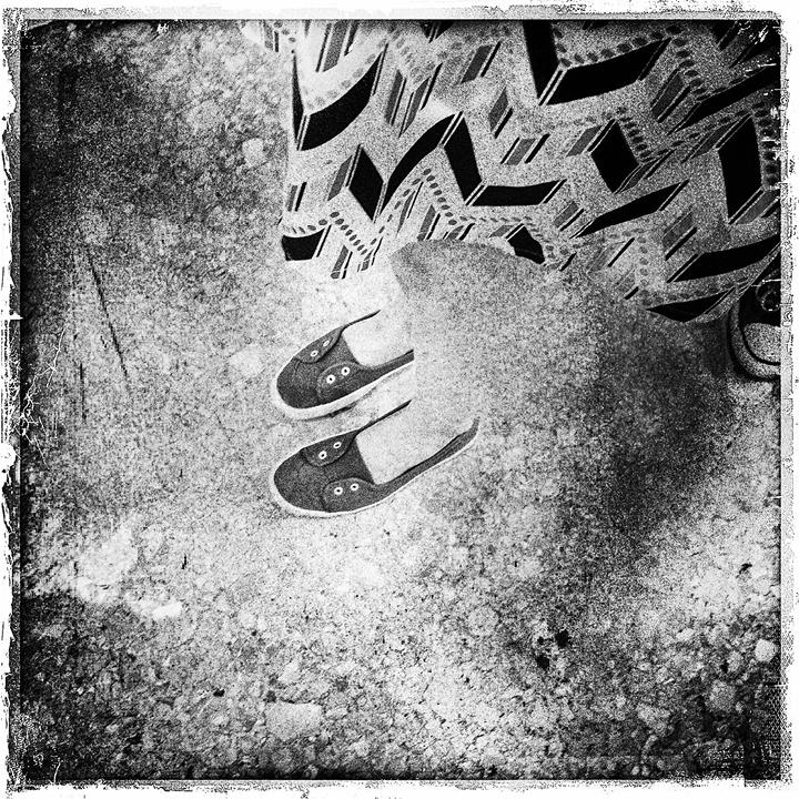Foot Work #4