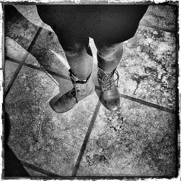 Foot Work #5