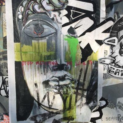 Street Art NYC, #1